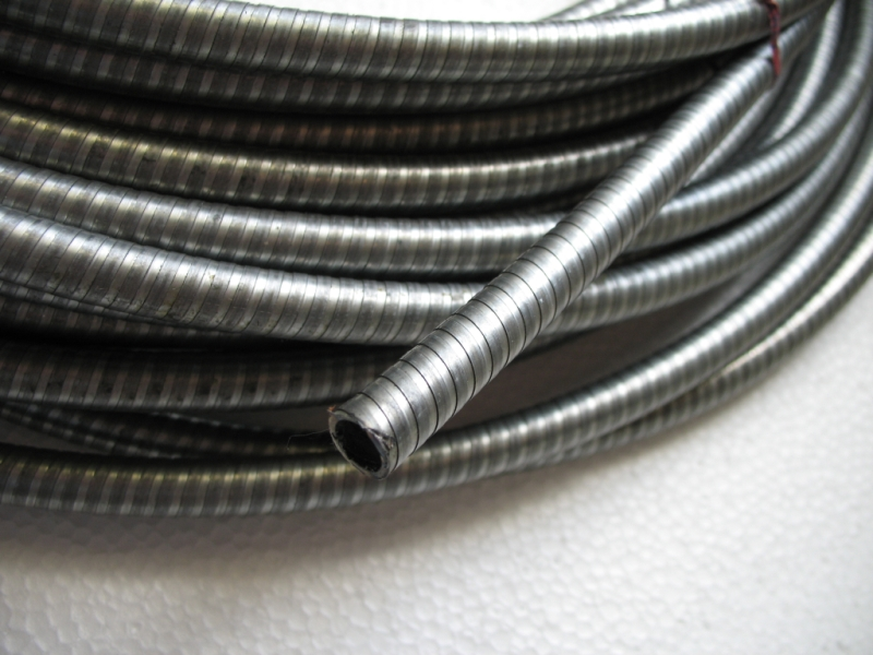 steel outer speedo cable